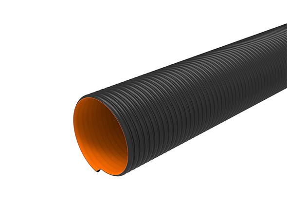 内肋增强必威app体育下载(PE)缠绕波纹管