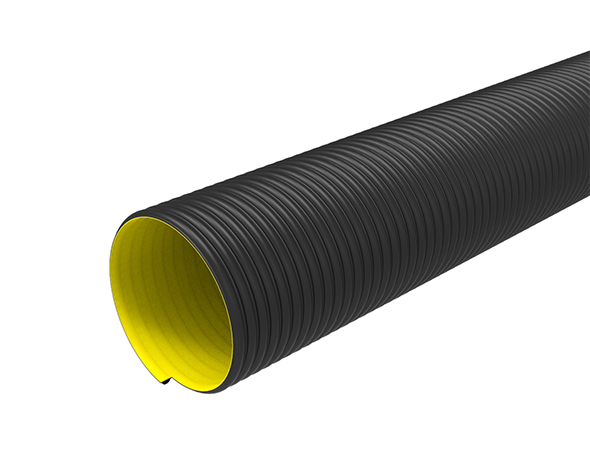 钢带增强必威app体育下载(PE)螺旋波纹管