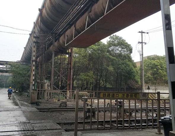 武钢有限钢轧区污、废水截污管网建设项目
